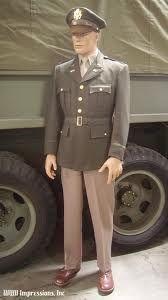 American Officer Uniform WWII