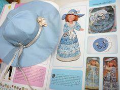 ANILEGRA COSE PARA NANCY: Pamela conjunto Nostalgia Nancy , tutorial y patrones