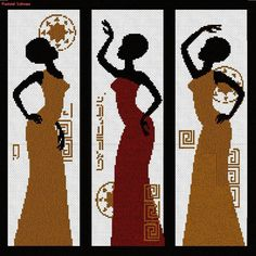 african crossstitch designs - Bing images