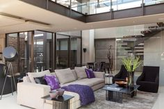 Encouraging Outdoor Living: Exquisite House Duk in South Africa