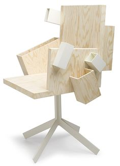 chair with storage - Google Search