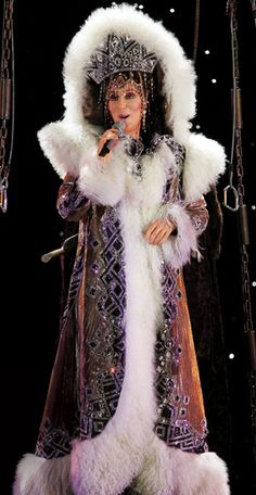 Bob Mackie Cher Costumes | 2005 - Cher's Signature Style - Get Star Style - Fashion - InStyle