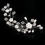 Women Alloy Hair Combs With Crystal Wedding/Party Headpiece. Get unbelievable discounts up to Off at Light in the Box using Coupons. Bridesmaid Flowers, Bridesmaids, Bride Accessories, Cute Wedding Ideas, Bridal Headpieces, Headpiece Wedding, Crystal Wedding, Bridal Beauty, Wedding Hairstyles