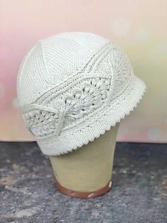 Ravelry: Piuma Hat pattern by Heather Zoppetti Loom Knitting, Knitting Stitches, Knitting Patterns Free, Baby Knitting, Stitch Patterns, Crochet Patterns, Free Pattern, Knit Or Crochet, Crochet Hats