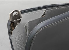 Bellroy Elements Phone Pocket for iPhone 6. Now available in Slate at bellroy.com