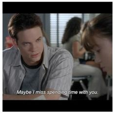 A walk to remember--agh! The sweetness is killing me!