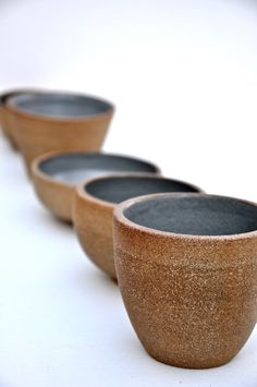 Ceramic Bowl Set by RENEARTSandCRAFTS on Etsy, $50.00