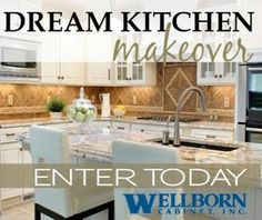 Find This Pin And More On # 7   2013 Dream Kitchen Makeover Contest #7 By  Wellborncabinet.