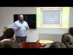 """""""Comment créer sa startup de [0] à [1]"""" par Oussama Ammar - YouTube"""