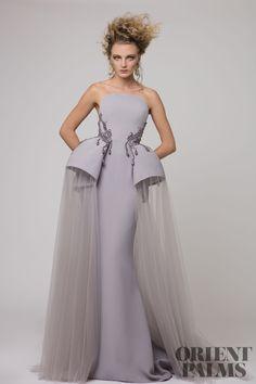 Azzi & Osta | Evening Dress | Fall/Winter 2016-17 | Haute Couture