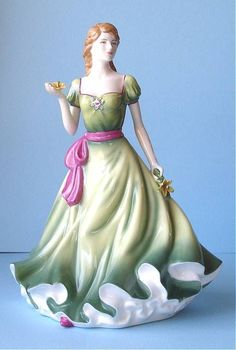 Royal Doulton Pretty Ladies SPRING STROLL Figurine HN 5255 Seasons Pastimes New in Pottery, Porcelain & Glass, Porcelain/ China, Royal Doulton