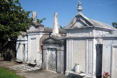 New Orleans - Garden District - Lafayette Cemetery