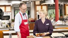 Hands down, favorite cooking show and expert--Christopher Kimball ...
