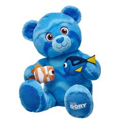 "Want ❤ :D ""EXCLUSIVE: Build-A-Bear announces new Finding Dory collection"" http://www.insidethemagic.net/merchandise/exclusive-build-a-bear-announces-new-finding-dory-collection/ via #InsideTheMagic"