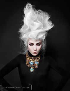 Contessa Hair Award Finalist Collection In Atlantic Hairstylist of the year by Cam Patey