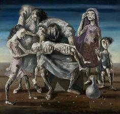 Candido Portinari - Criança Morta