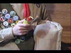 AHG Resources: How to Remove Badges Attached With Badge Magic.I use it on my daughters sash to rearrange her badges and it worked it was easy to remove and there was no residue on her sash. American Heritage Girls, Daisy Girl Scouts, Scouting, Badges, Sash, Daughters, Jr, Magic, Cleaning