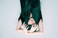 How to achieve this dark teal/green color? - Forums - HairCrazy.com
