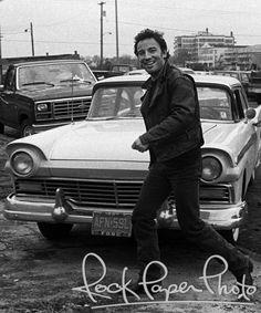 Bruce Springsteen by Debra L. Rothenberg www.RockPaperPhoto.com