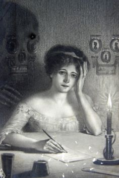 Metamorphic postcard c.1902