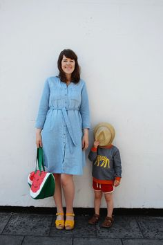 Mama Style - Maternity Wears - Week 16