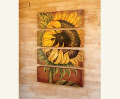 Dont Forget The Sunflowers Sunflower Art Wall Decor Kitchen