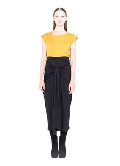 kowtow clothing - 100% certified fairtrade organic cotton clothing - Contrast piece
