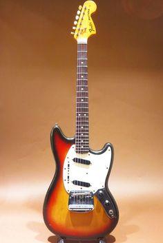 FENDER/USA[フェンダー/ユーエスエー] 1974 Mustang|詳細写真
