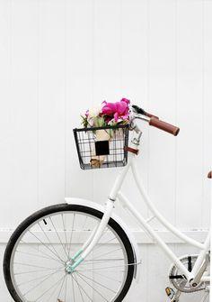 DIY Wire Bike Basket » The Merrythought