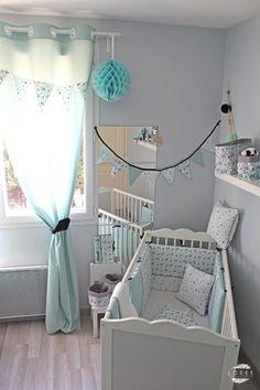 NE PAS COMMANDER CES ARTICLES. IL S'AGIT UNIQUEMENT D'UN EXEMPLE. Un tour de lit pour embellir le lit de bébé et le protéger des barreaux. Le tour de lit se compose de t - 19084937