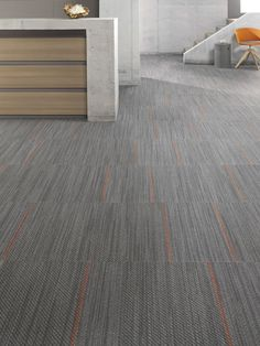 Mohawk Group is a commercial carpet leader with award-winning broadloom, modular carpet tile and custom carpeting. Our carpet brands include Mohawk, Durkan and Karastan. Orange Carpet, Grey Carpet, Modern Carpet, Commercial Carpet, Commercial Flooring, Carpet Flooring, Rugs On Carpet, Carpets, Hall Carpet