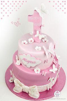 Superbe gâteau d'anniversaire