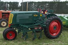 A fully restored 1946 Oliver 60 row crop tractor. The 60 was manufactured from and also came in standard form. More Tractor Photos. Case Ih Tractors, Old Tractors, John Deere Tractors, Mahindra Tractor, Tractor Pictures, Minneapolis Moline, Harvest Farm, Allis Chalmers Tractors
