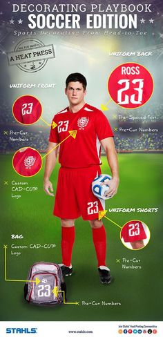 aecf0fe8a979 12 Best Soccer T-shirts and Uniforms images