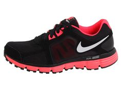 Nike Hot Pink Dual Fusion