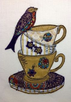 Unique Urban Machine Embroidery Design Hand Drawn. I am working with Janome this year on a Exclusive collection and i am in TAME Magazine. The Embroidery Designs have a sketch urban stitch quality and are instand downloads. Steampunk, redwork Art