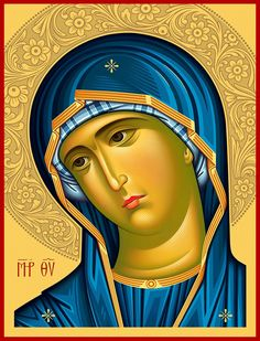 Альбом – Google+ Spiritual Paintings, Religious Paintings, Religious Icons, Religious Art, Christian Images, Russian Icons, Blessed Mother Mary, Byzantine Icons, Holy Mary