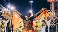 When Rio's Carnaval Returns, the Message of Black Resistance Will Be Stronger than Ever | Condé Nast Traveler Samba Music, Black Brazilian, Celebration Around The World, Brazil Travel, World View, Scholarships For College, Artists Like, Black People, Strong