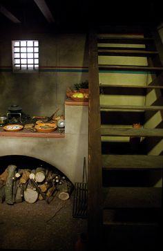 "a Roman culina located under the stairs of the house                                                          ""Culina O Cuina Romana, Romanorum Vita | Flickr - Photo Sharing!"" Welcome to Flickr - Photo Sharing. Web. 26 Sept. 2011. ."