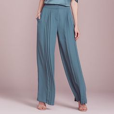 LC Lauren Conrad Dress Up Shop Collection Pleated Palazzo Pants - Women's