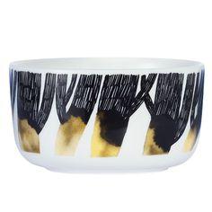 Weather Diary (Sääpäiväkirja) bowl by Marimekko.