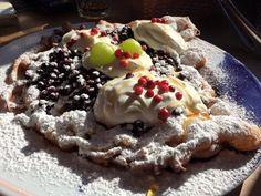 Waffles, Pudding, Breakfast, Desserts, Food, Morning Coffee, Tailgate Desserts, Deserts, Custard Pudding
