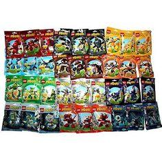 LEGO-Mixels-Complete-Set-Series-1-2-3-4-All-36