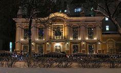 Cafe Pushkin, Moscow