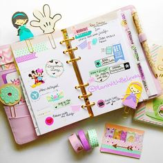 This week in my #Kikkik  Cute paper clips from @zytlalyshop @theangelshoppe and from Ingrid G!