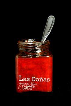 mermelada extra de pimiento rojo