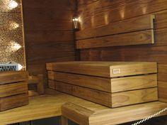 Lumisaunat, Lumitrendi radiata 140 (meille 185 parafiinilla), panelit myös radiata 140. Saunas, Hope Chest, Storage Chest, Interiors, Furniture, Home Decor, Decoration Home, Room Decor, Home Furnishings
