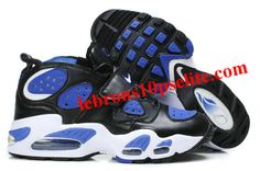 info for 16c83 cd442 Charles Barkley Shoes - Nike Air CB 34 Black Blue Nike Lebron, Lebron James