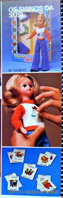 boneca Susi Signos: