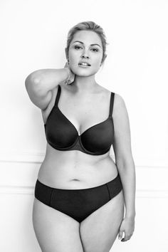 Lane Bryant Launches #ImNoAngel Campaign Asking Women To Post Selfie Love Across SocialMedia - 4 Body Image | Health News - Women's Fashion & Lifestyle News From Anne of Carversville - lingerie, teddy, curves, bustier, red, latex lingerie *ad